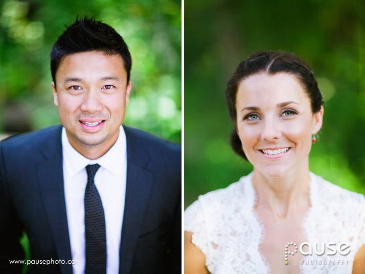 Edmonton Wedding Photographer, Natural LIghting, Outdoor Wedding Photography
