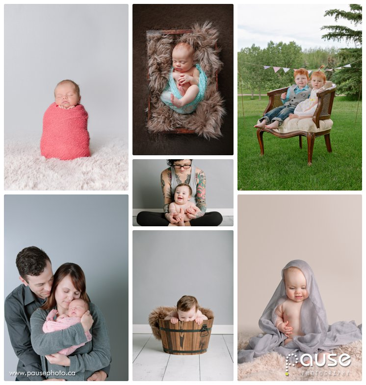 Edmonton Newborn, Child and Family Photographer