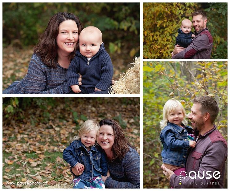 Edmonton Family Photos in River Valley