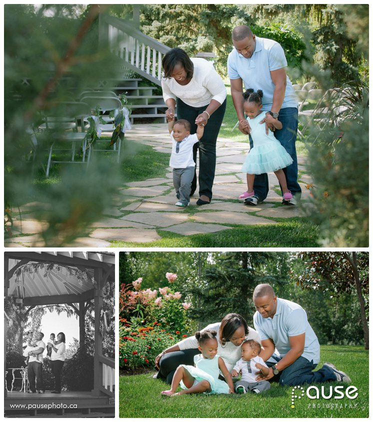 Family Portraits by Pause Photography in Edmonton and surrounding areas