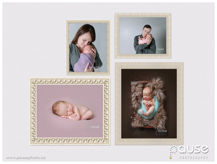 Vintage Frame Set Wall Gallery