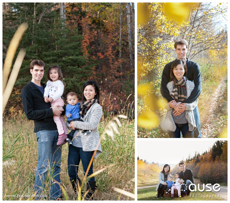 Outdoor Family Pictures