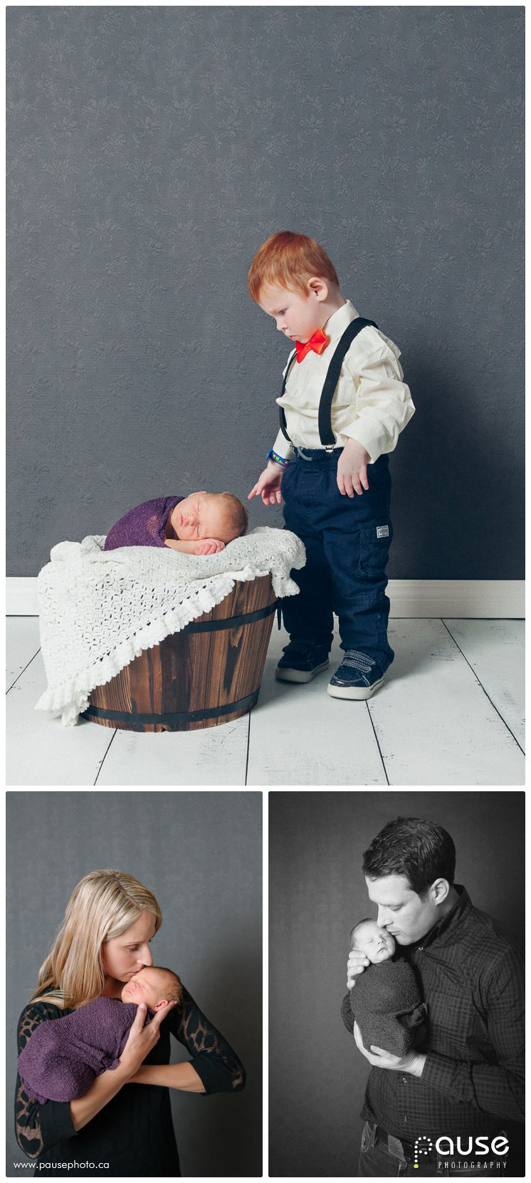 Edmonton Family and newborn photography