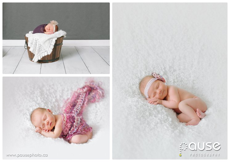 Newborn Photos Edmonton