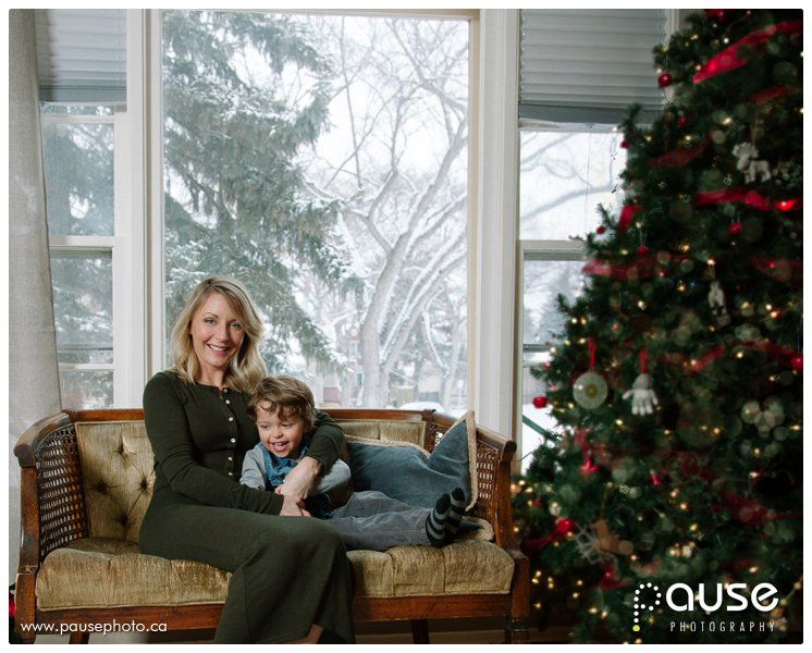YEG Christmas Mini Sessions