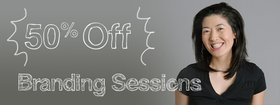 50% off Branding Sessions in Edmonton