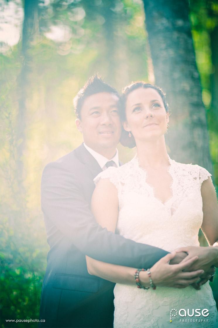 Edmonton Wedding Photographer, Romantic Wedding Photography, Outdoor Wedding Photography