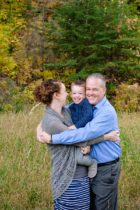 Lifestyle family photography in Edmonton by Pause Photography