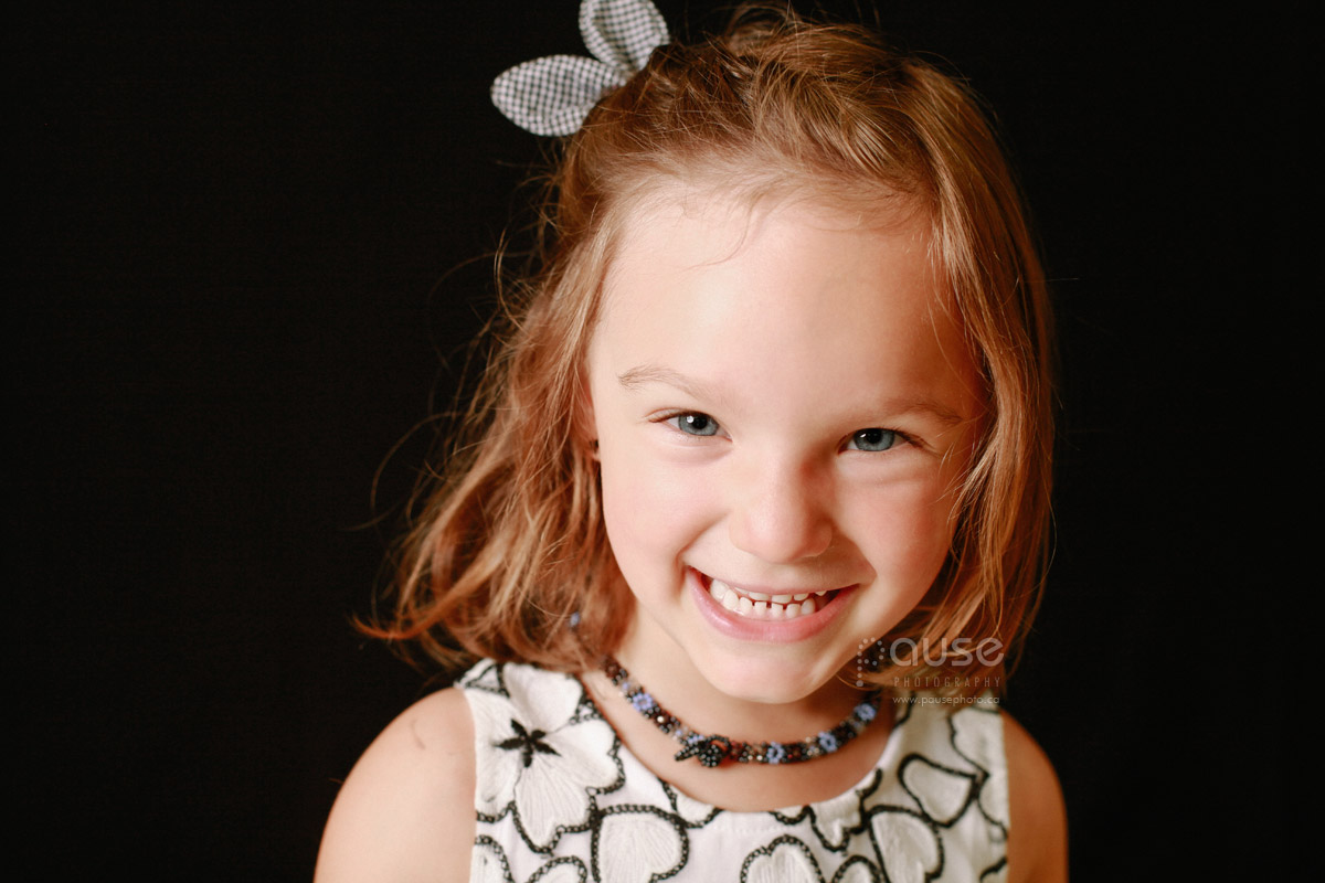 Preschool Pictures by Pause Photography Capture Personalities