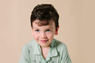 Adorable Preschool Portrait Photographer Edmonton