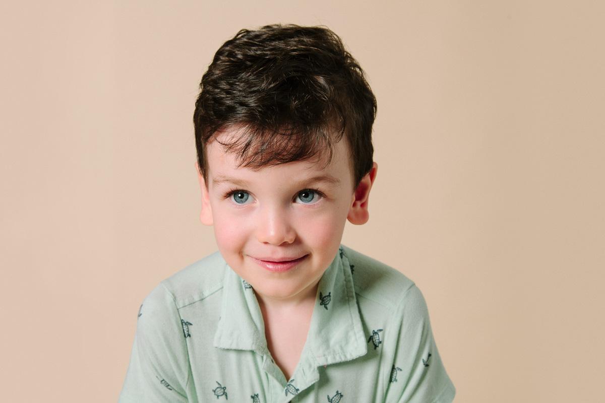 Adorable Preschool Portrait Photographer Edmonton